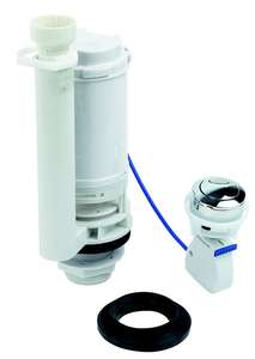 Fluidmaster Dual flush Push button cable valve - £3 + Free Click & Collect @ B&Q