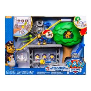 Paw Patrol Rescue Training Centre Playset £14.99 Using code Plus Free C&C @ The Entertainer