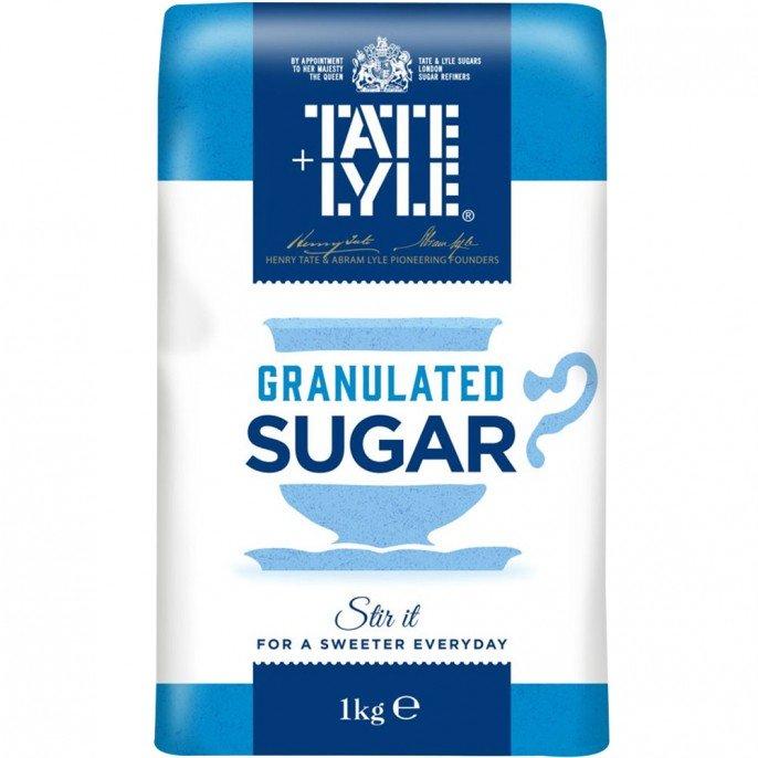 TATE AND LYLE Granulated Sugar 1KG 59p @ Poundstretcher Walkden