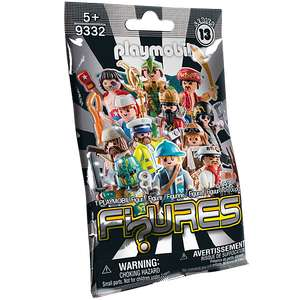 PLAYMOBIL Figures Series 13 - Boys Bargain at £1.00 + £3.50 delivery (under £30.01) Online at Playmobil Shop