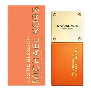 Michael Kors Exotic Blossom EDP 30ml £17.99 delivered @ The Perfume Shop