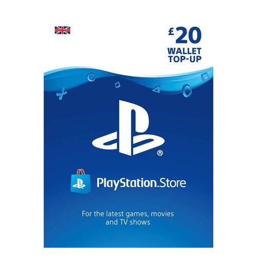 £20 PlayStation Network / PSN Credit £16.31 @ Limited Time / Eneba