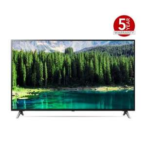 """LG 55SM8500PLA 55"""" Smart 4K Ultra HD TV with Nano Cell, HDR10, Dolby Vision 2 Free 4K Blu-ray's +Free 5 Year Guarantee £598.99 at PRC Direct"""