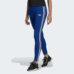 adidas Originals Tape Leggings now £11.18 with code + Free Click & Collect @ adidas