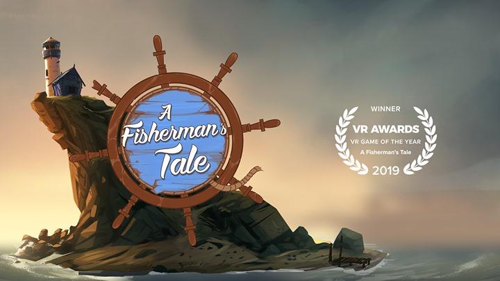 Fisherman's Tale (Oculus Quest) £7.99 at Oculus