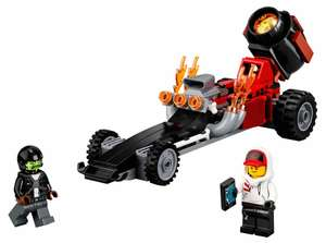 Free LEGO Hidden Side Drag Racer set with all purchases over £45 @ LEGO Shop