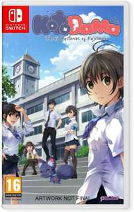 Kotodama : The 7 Mysteries of Fujisawa [Nintendo Switch] for £6.79 Delivered @ Base