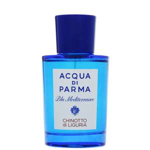 Acqua Di Parma Blu Mediterraneo - Chinotto Di Liguria 75ml £39.95 @ All Beauty