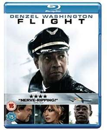 Flight [Blu-ray] [2012] [Region Free] UK Import £3.99 + £2.99 @ Amazon