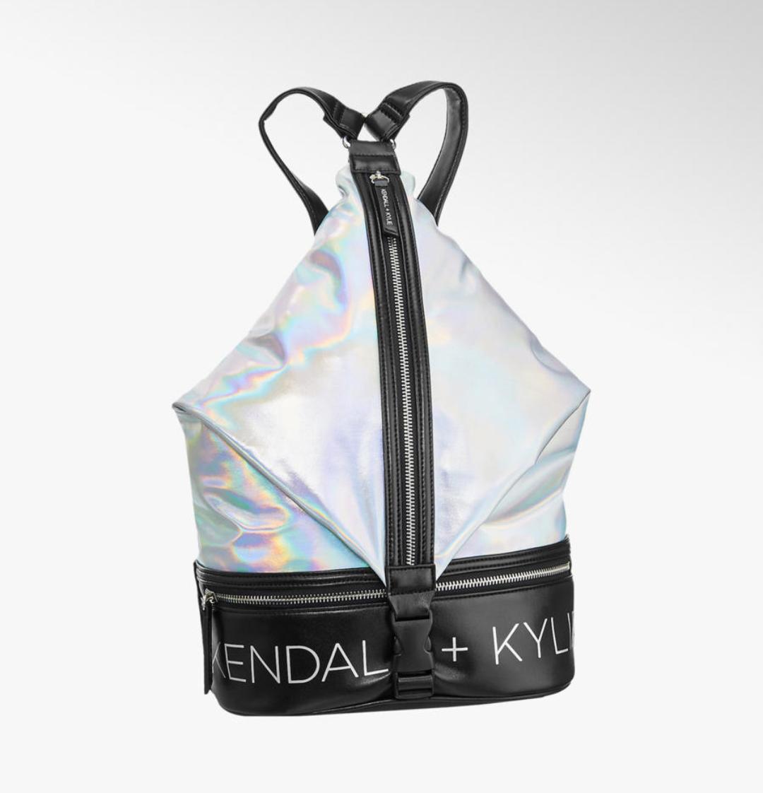 Kendall + Kylie Ladies Metallic Backpack now 17.49 @ Deichmann p&p £1.99