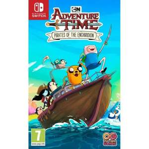 ADVENTURE TIME: PIRATES OF THE ENCHIRIDION - Nintendo Switch - Thegamecollection.net £12.95