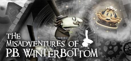 The Misadventures of P.B. Winterbottom 99p @ Steam Store