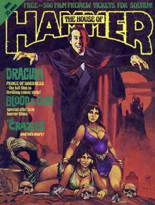 HOUSE OF HAMMER Comics/Magazines in PDF format - THE COMPLETE COLLECTION (ALL 30 ISSUES) - Free Download @ Archive.Org