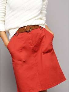Ladies short skirts £3.20 with click and collect in store @ M&Co