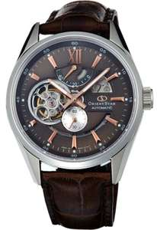 Orient Star Automatic Semi Skeleton Power Reserve SDK05004K DK05004K Men's Watch £243 @ Creation Watches