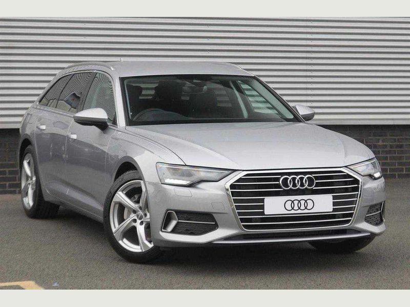 Audi A6 Avant 2.0 TDI 40 Sport Avant 5dr Diesel S Tronic (s/s) (204 ps) £28,950 @ Stoke Audio / Auto Trader