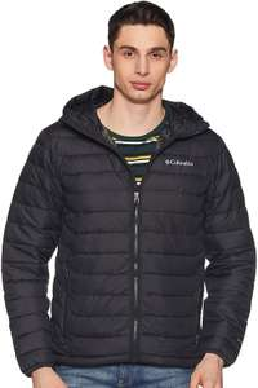 Columbia Men's Powder Lite Jacket with hood £35.99 on Amazon