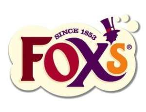Fox's biscuit 4pk selection 700g £1 @ Poundland (Enfield branch)