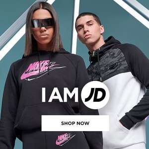 10%, 15% and 20% off Codes at JD sports