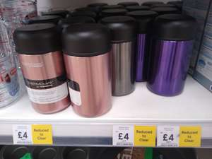 ThermoCafe by Thermos (In store - Dorchester) £4 @ Tesco