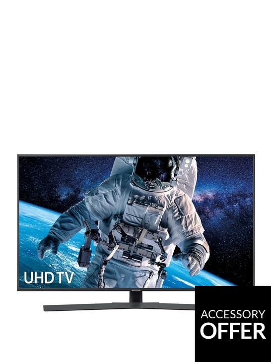 Samsung UE55RU7400 (2019) 55 inch, Dynamic Crystal Colour, Ultra HD 4K Certified, HDR, Smart TV £499 + 20% cash back BNPL@ Very