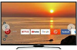Hitachi 55 Inch 55HK25T74U Smart 4K LED TV £329.99 @argos