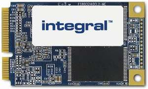 Integral Memory SSD 512GB mSATA III MB-300 High Speed 6Gbps Up To 500MB/s Read and 470MB/s Write - £35.44 @ Amazon Germany