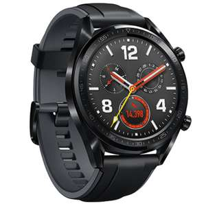 """HUAWEI Watch GT - GPS Smartwatch with 1.39"""" AMOLED Touchscreen, 2-Week Battery Life £103.99 @ Sold By Livewire Telecom at Amazon"""