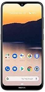 Nokia 2.3 6.2 Inch Android UK SIM-Free Smartphone with 2GB RAM and 32GB Storage (Dual-SIM) – Charcoal £99.99 @ Amazon