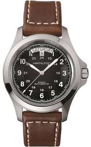 Hamilton Khaki King Series Men Automatic Watch at Amazon for £258