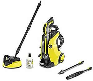 Kärcher K5 Full Control Home - High pressure outdoor pressure washer 145 bar, 2100 W, 500 £147.25 delivered @ Amazon Spain