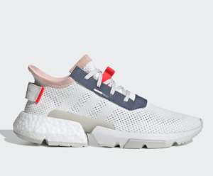 Adidas Originals POD trainers now £37.60 with code sizes 6 up to 11 @ ASOS Free Delivery