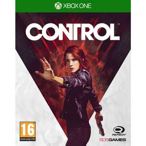 Control for Xbox One at Argos for £27.99