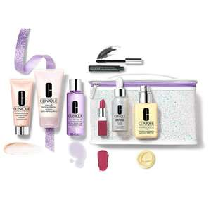 Clinique - 'Fan Favourites' Makeup and Skincare Gift Set down to £55.20 with free delivery at Debenhams