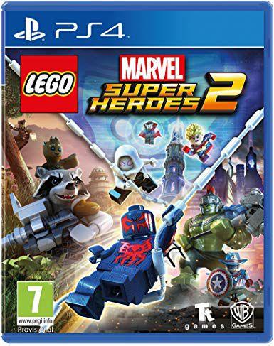LEGO Marvel Superheroes 2 (PS4) now £12.49 delivered at Base
