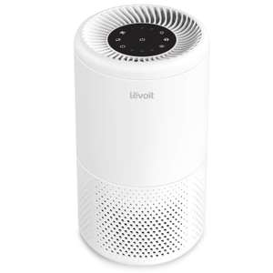 Levoit Air Purifier for Home Allergies, Pets Hair, Dust, Timer, Gentle Night Light Sold by adiman and Fulfilled by Amazon £55.99
