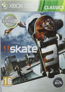 Skate 3 (Xbox 360/Xbox one) @ Microsoft Store for £3.74