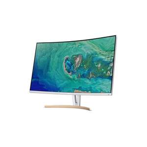 "Acer ED323QURwidpx 31.5"" QHD Curved Monitor £199.97 Delivered + 2 Year Warranty @ Laptops Direct"