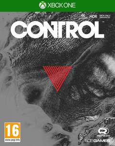 Control Retail Exclusive Edition (Nordic*) - [Xbox One] for £24.50 Delivered @ Coolshop