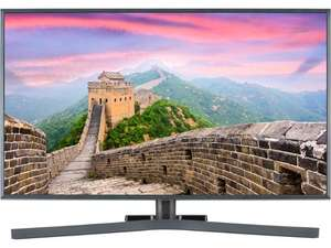 Samsung UE43RU7400 43 inch (2019), Dynamic Crystal Colour, Ultra HD 4K Certified, HDR, Smart TV £359 @ Very (£295 via Buy Now Pay Later)