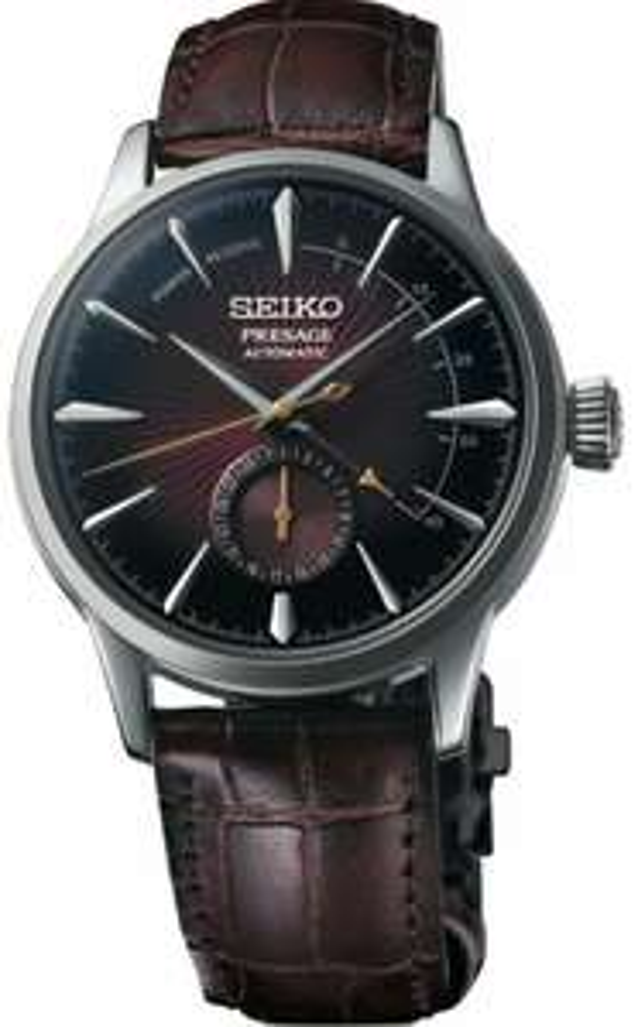 Seiko Presage Watch Cocktail Time SEIKO PRESAGE SSA393J1 £300 @ C W Sellors Jewellers