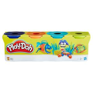 Play Doh Classic Colours 4 Pack - £3.50 buy one get one free @ Tesco instore & online