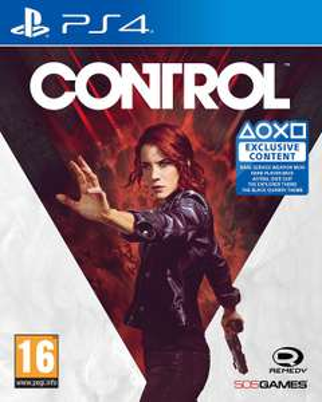 Control PS4 - £27.99 @ Amazon
