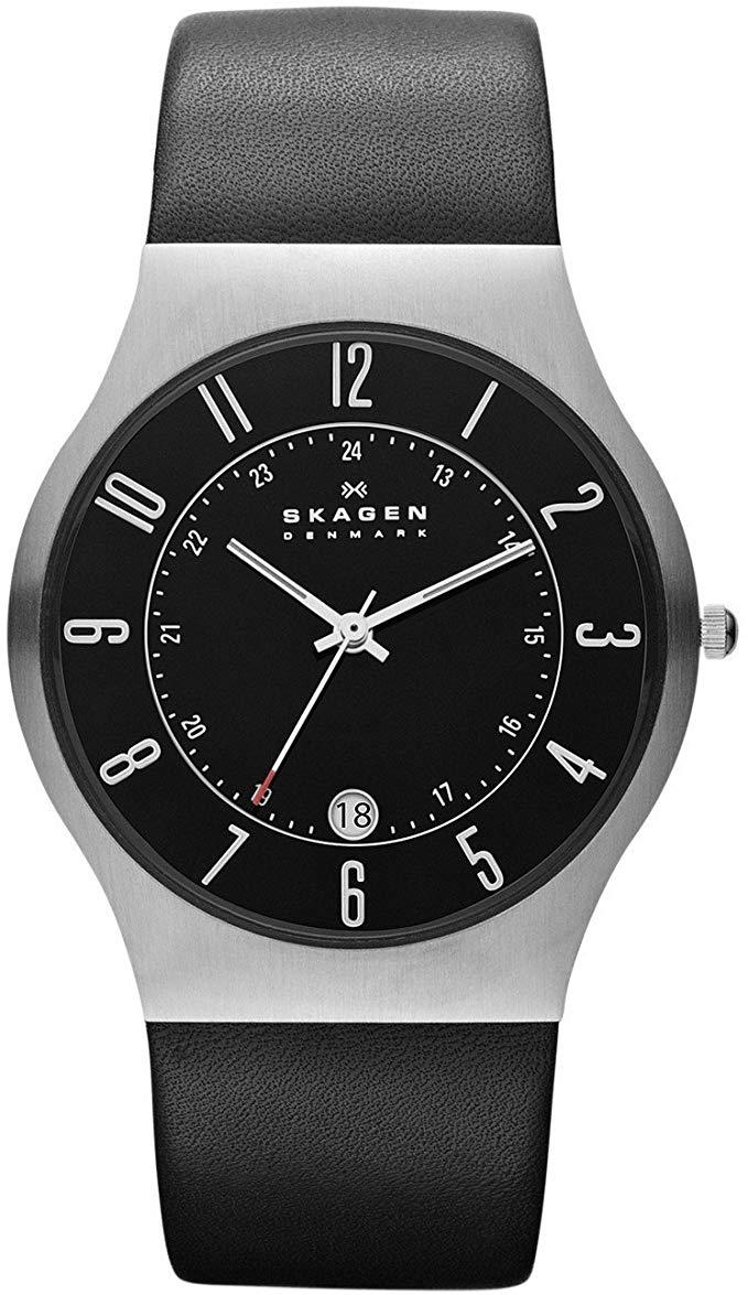 Skagen Men's Watch 233XXLSLB £41.49 @ Amazon
