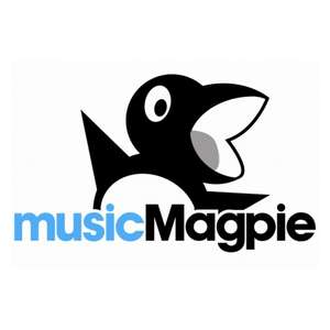 10% off all pre-owned CDs, DVDs, Blu-Rays, Games and Books using code @ Music Magpie