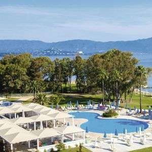 May holiday, 7 night all inclusive Corfu holiday for a family of 4 one child must be under 2 - £945.64 @ Holidayhypermarket