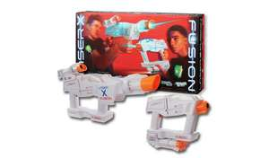 Laser X Fusion Blaster now £22.50 free click and collect at Argos (limited stock see OP)