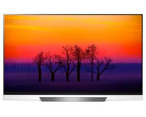 "LG OLED 55"" TV E8 - OLED55E8P with 5 Year Warranty, £1099 @ Crampton and Moore"