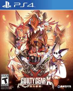 Guilty Gear Xrd -Sign- (PS4) £3.99 @ playstation store