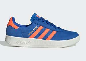 Adidas Trimm Trab Trainers now £30.38 sizes 3.5 up to 10.5 @ Adidas (Free C&C or £3.99 p&p)